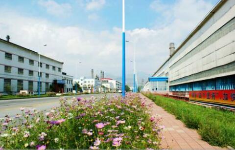 中國鋁業青海分公司第一炭素廠焙燒爐及環保改造項目