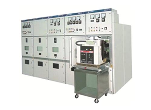 DWPKYN-12型鎧裝移開式交流金屬封閉開關設備