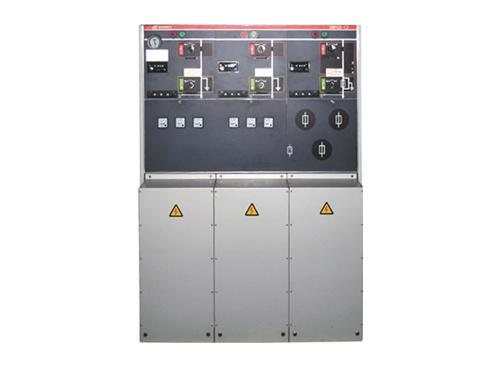 10KV SF6充氣環網柜