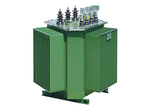 S13-M.RL立體卷鐵心油浸式變壓器